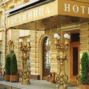 Гостиницы Алексеевска