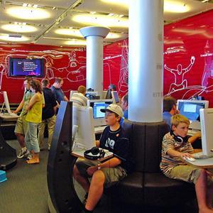 Интернет-кафе Алексеевска