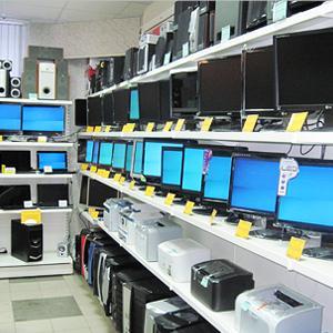 Компьютерные магазины Алексеевска