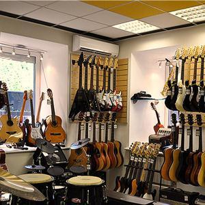 Музыкальные магазины Алексеевска