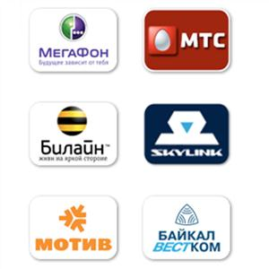 Операторы сотовой связи Алексеевска