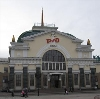 Железнодорожные вокзалы в Алексеевске