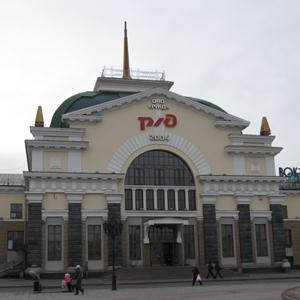 Железнодорожные вокзалы Алексеевска